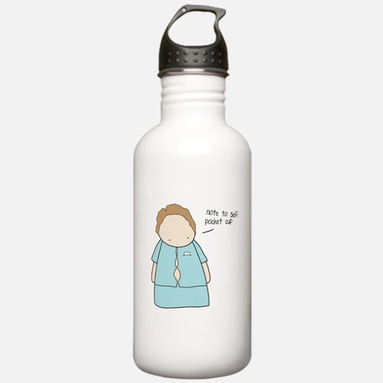 Tiny Fossil Pocket Cup Water Bottle
