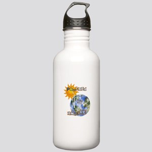Powered By Nature Stainless Water Bottle 1.0L