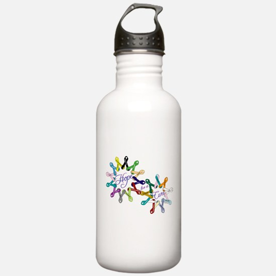 Hope For A Cure Water Bottle