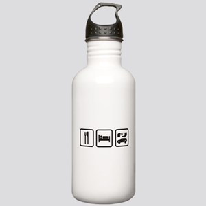 Eat sleep FJ! Stainless Water Bottle 1.0L