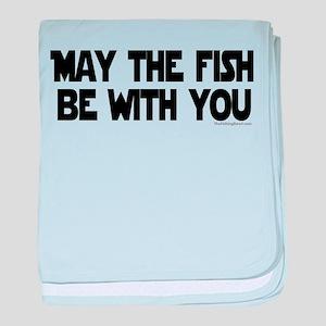 Fish Force Infant Blanket