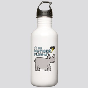 Motherflippin' Stainless Water Bottle 1.0L
