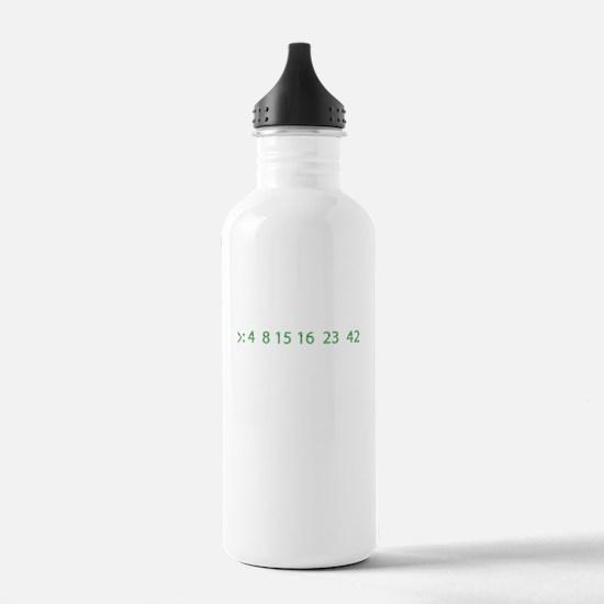 Cute Curse Water Bottle