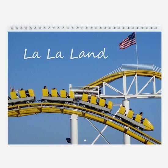 La La Land Wall Calendar