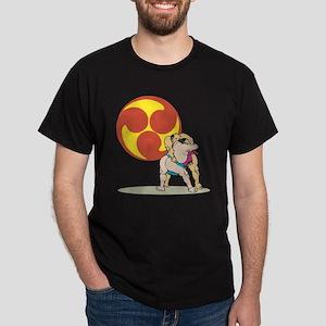 Sumo Wrestling Black T-Shirt