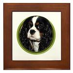 Cavalier Art Framed Tile