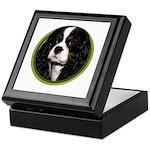 Cavalier Art Keepsake Box