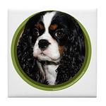 Cavalier Art Tile Coaster