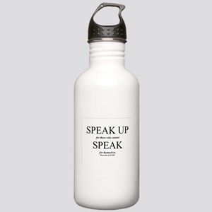 Speak Up Stainless Water Bottle 1.0L
