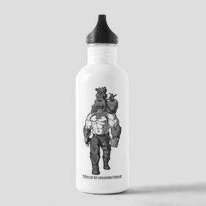 Water Bottles Stainless Water Bottle 1.0L