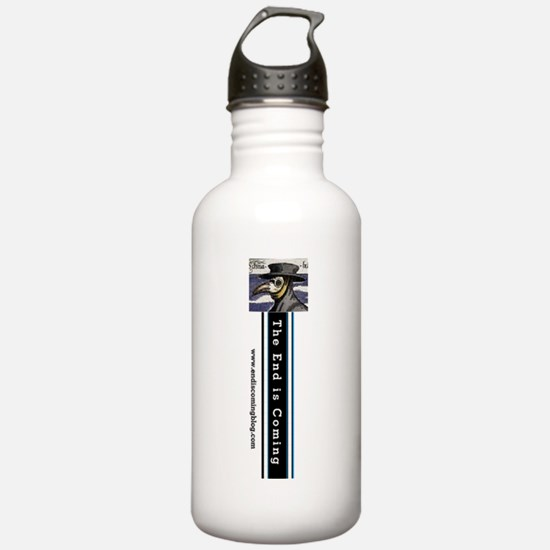End is coming Water Bottle 1.0L Water Bottle