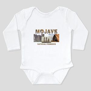 ABH Mojave National Pr Long Sleeve Infant Bodysuit