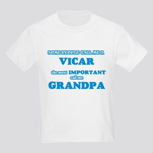 Some call me a Vicar, the most important c T-Shirt