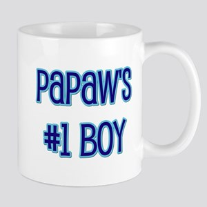 Papaw's #1 Boy Mug
