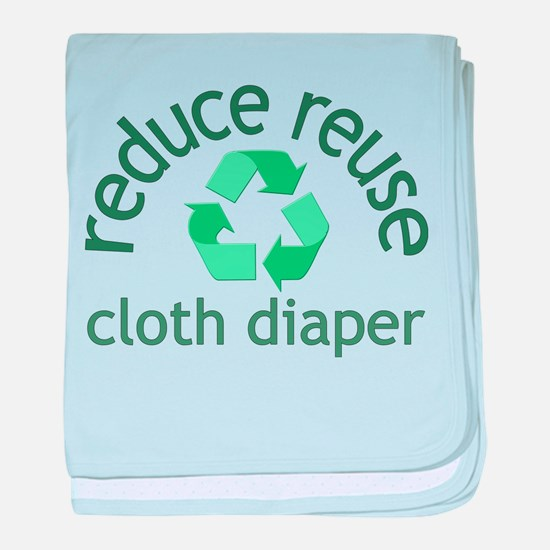 Recycle & Cloth Diaper - Infant Blanket