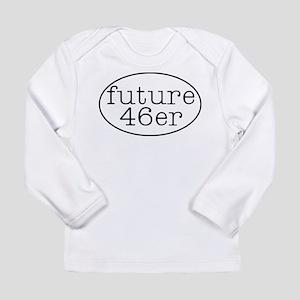 46er Euro-style - Long Sleeve Infant T-Shirt