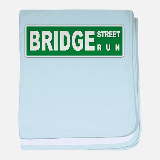 Bridge St Run - Infant Blanket