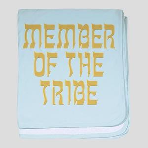 Member of the Tribe - Infant Blanket