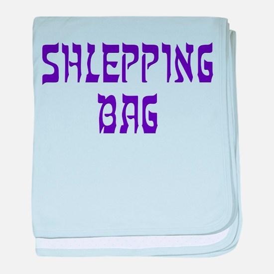 Shlepping Bag - Infant Blanket