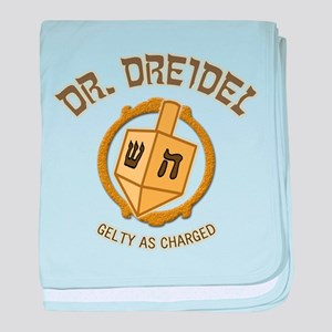 Dr. Dreidel - Infant Blanket