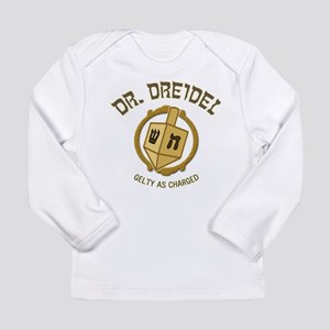 Dr. Dreidel - Long Sleeve Infant T-Shirt