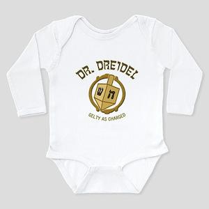 Dr. Dreidel - Long Sleeve Infant Bodysuit
