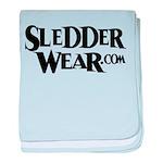 New SledderWear Logo Infant Blanket