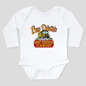 Most Precious Cargo Long Sleeve Infant Bodysuit
