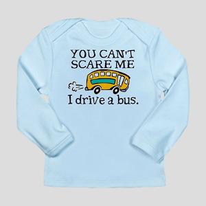 Bus Driver Long Sleeve Infant T-Shirt