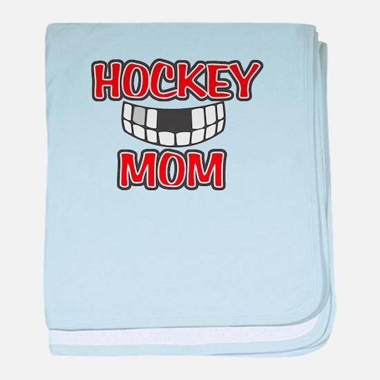 Hockey Mom Infant Blanket