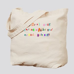 Craft Ransom Tote Bag