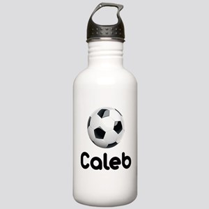 Soccer Caleb Stainless Water Bottle 1.0L