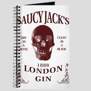 Saucy Jack's London Gin Journal