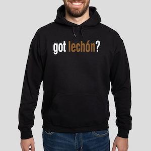 got lechon? Hoodie (dark)