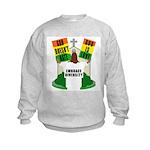 GOD DOESN'T HATE Kids Sweatshirt