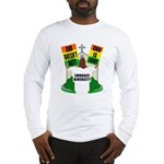 GOD DOESN'T HATE Long Sleeve T-Shirt