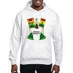 GOD DOESN'T HATE Hooded Sweatshirt
