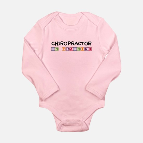 Chiro In Training Baby Outfits