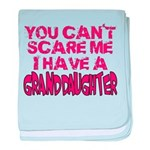 Scare Me - Granddaughter Infant Blanket