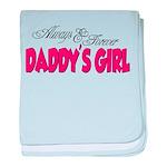 Always & Forever Daddy's Girl Infant Blanket