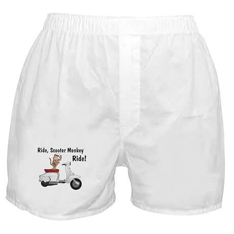ScooterMonkey Lambretta Boxer Shorts