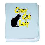 Crazy Cat Lady Infant Blanket