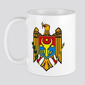 Moldova Coat of Arms Mug