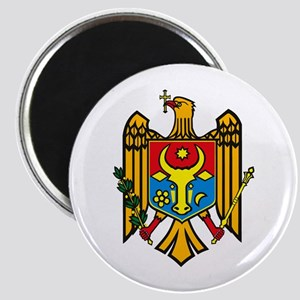 "Moldova Coat of Arms 2.25"" Magnet (10 pack)"