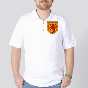 Scottish Coat of Arms Golf Shirt