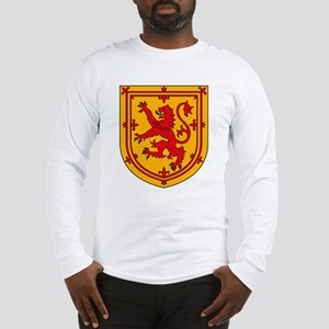 Scottish Coat of Arms Long Sleeve T-Shirt