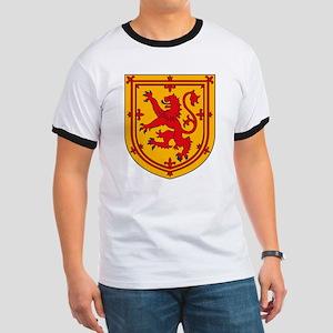 Scottish Coat of Arms Ringer T