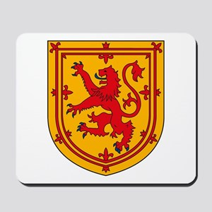 Scottish Coat of Arms Mousepad