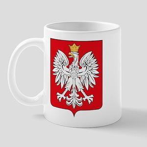 Polish Coat of Arms Mug