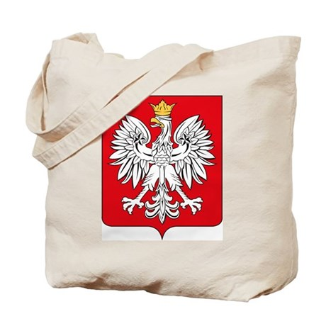 Polish Coat of Arms Tote Bag